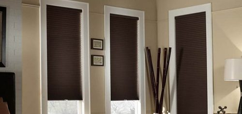 Cordless Blackout Shades