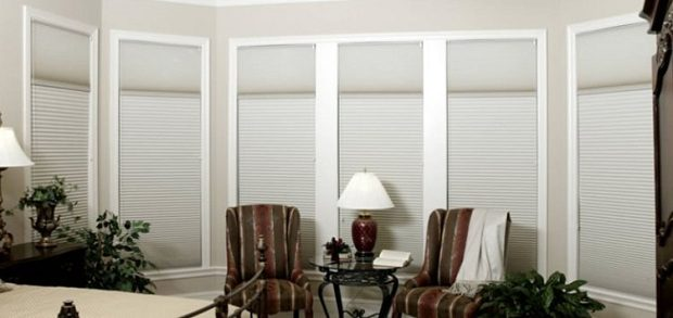 Double Cell Blackout Shades for Energy Efficiency