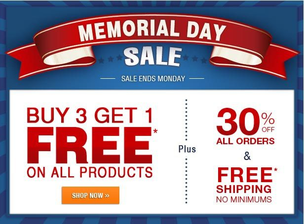 SelectBlinds Memorial Day Sale - 2012