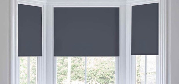 Rsz Bay Window Roller Shade