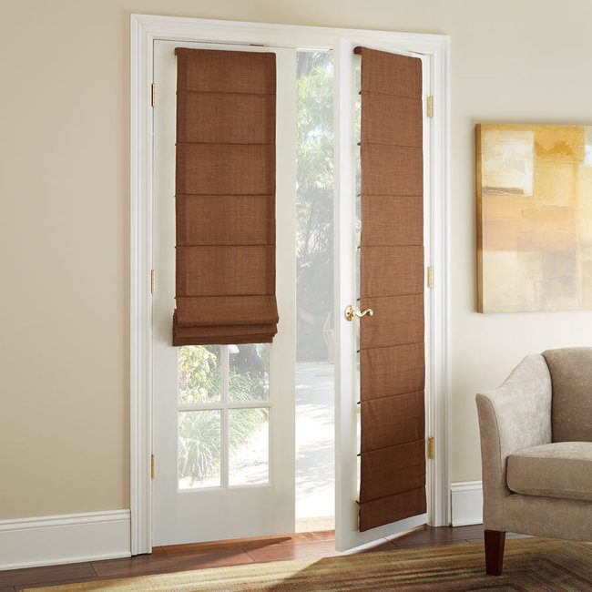 rsz_roman_french_doors & Beyond Shutters: Alternatives to French Door Coverings | The ...