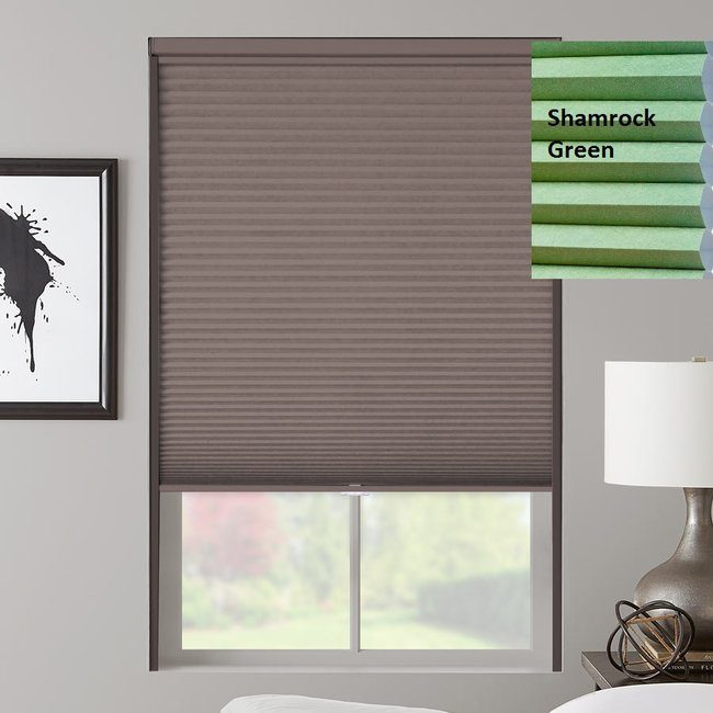 Designer Sleep Shades in Shamrock Green