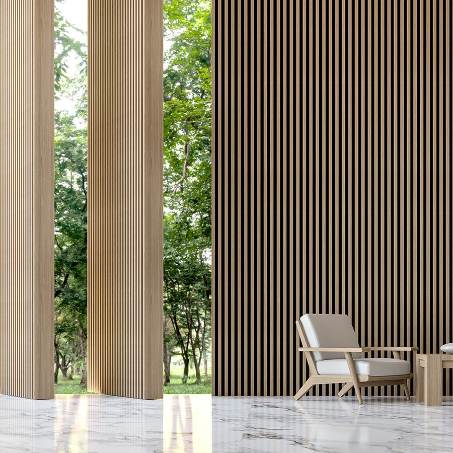 There are many choices for vertical blinds.