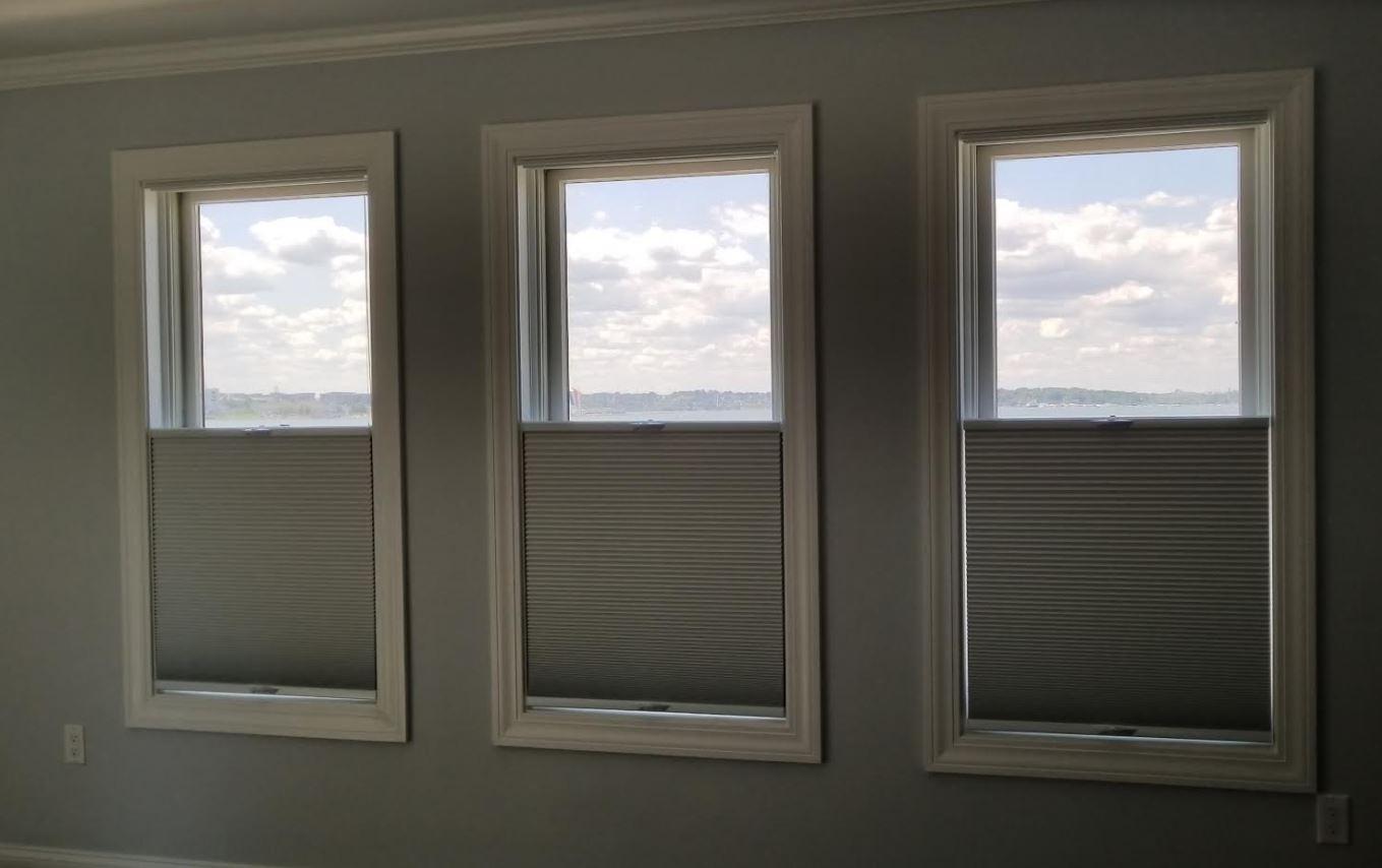 bedroom windows after