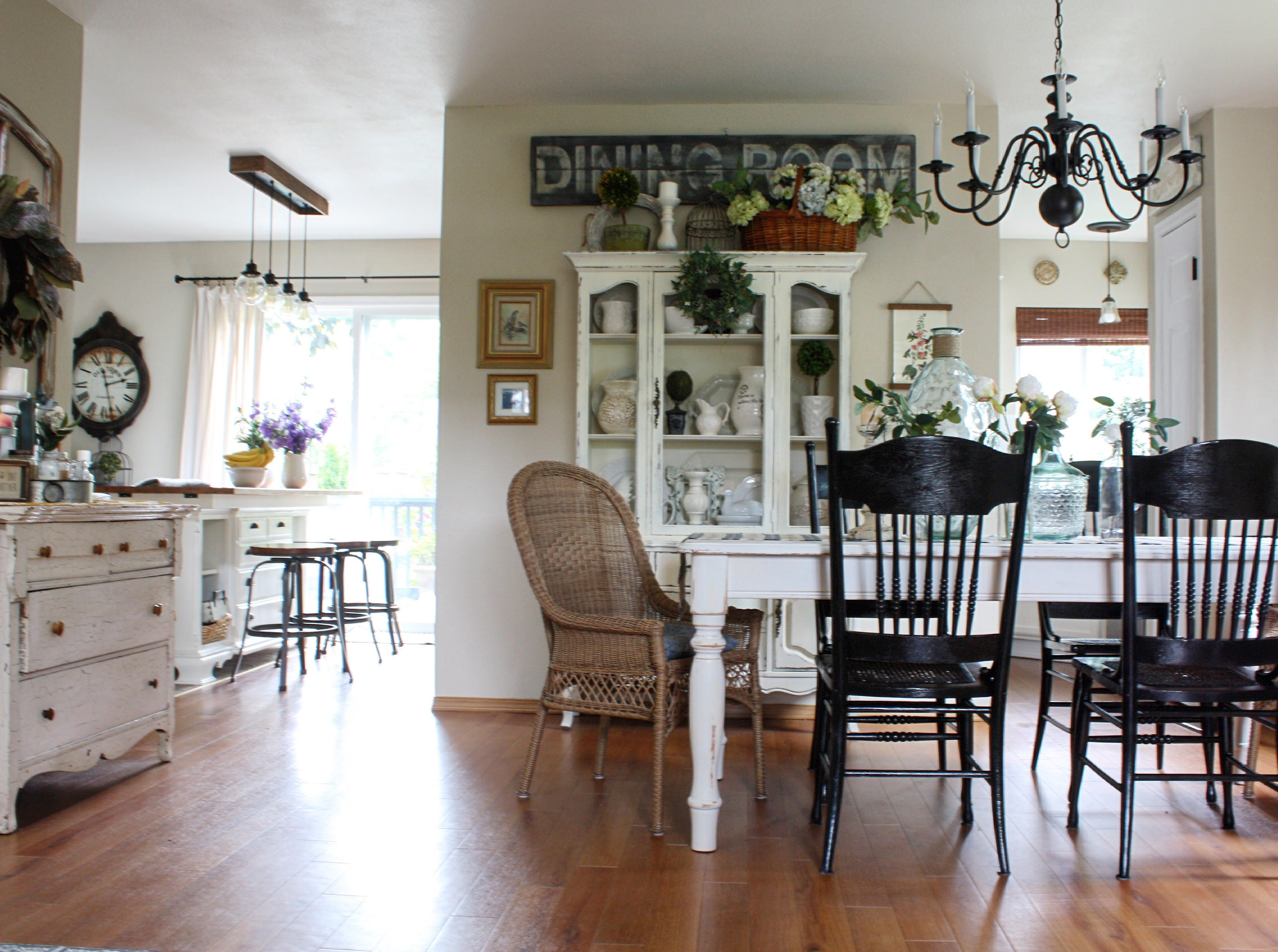 Kirstens dining room
