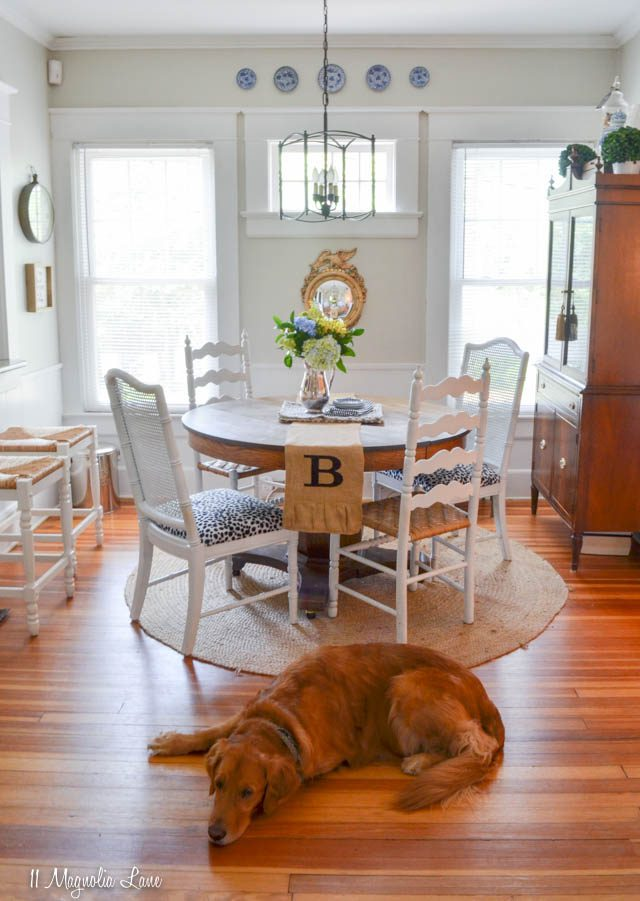 Amy's Dining Room Makeover
