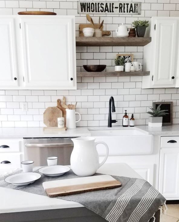 Cynthia Harper's kitchen