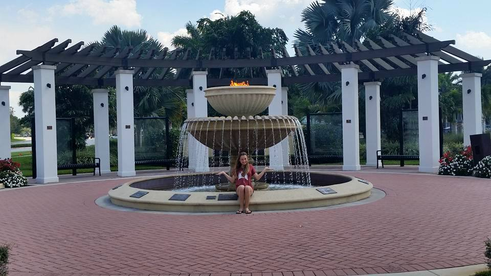 Patriot Memorial in Wellington, FL