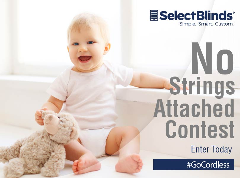SelectBlinds.com Go Cordless Contest