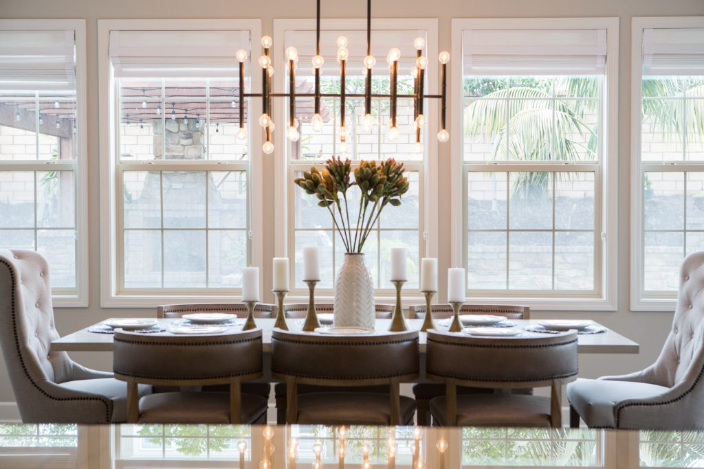 brass-light-fixture-dining-room