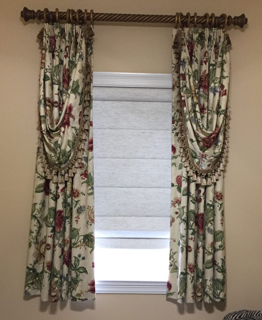 Tammy P is happy with her Romans from SelectBlinds.com