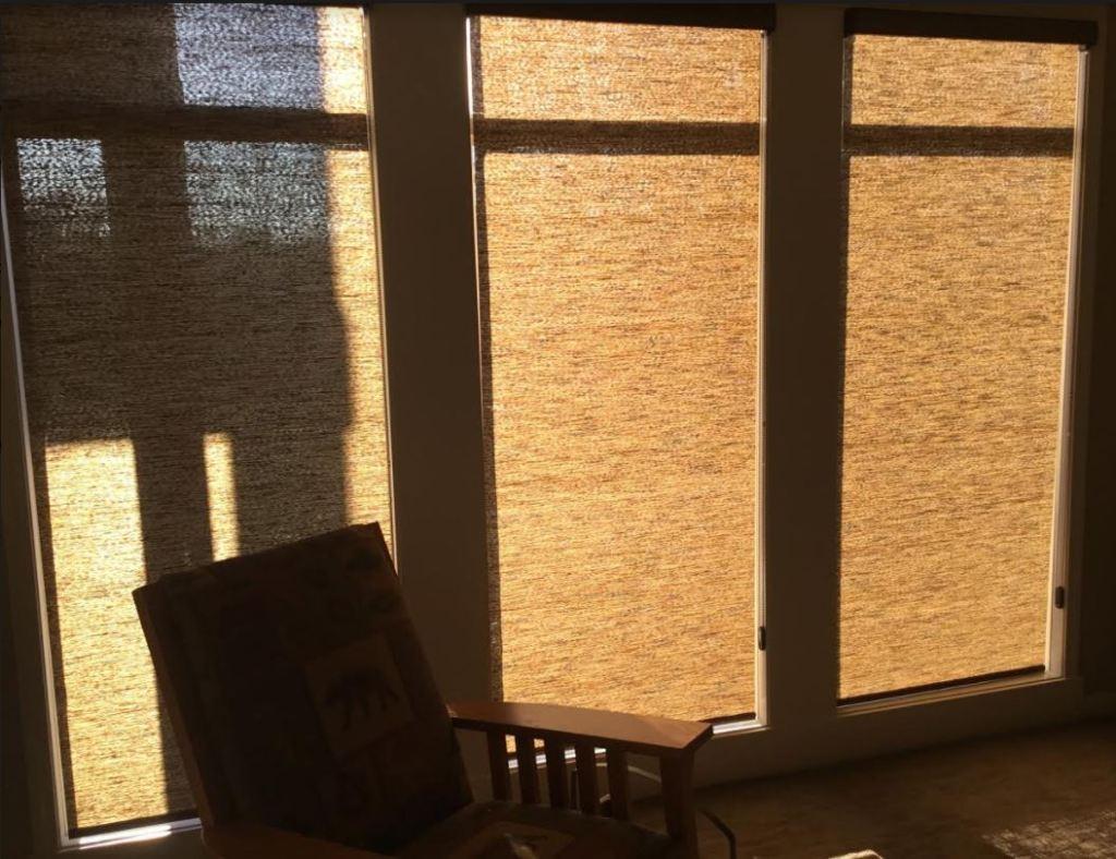Good Housekeeping Light Filtering Roller Shades