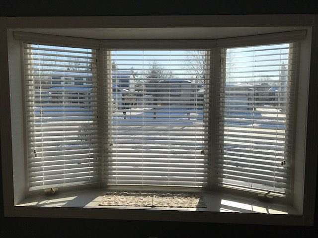 Signature 2 Inch Faux Woods from SelectBlinds.com | April Y. is a Happy Customer