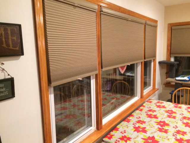 Brian B is a happy SelectBlinds.com customer!