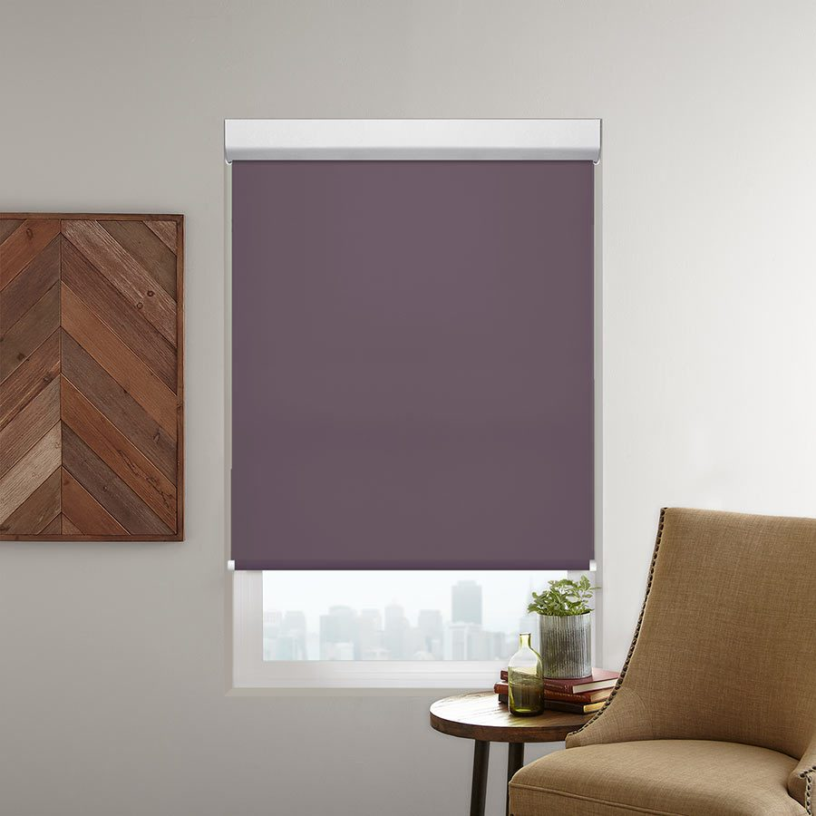 Fashion Color Blackouts from SelectBlinds.com
