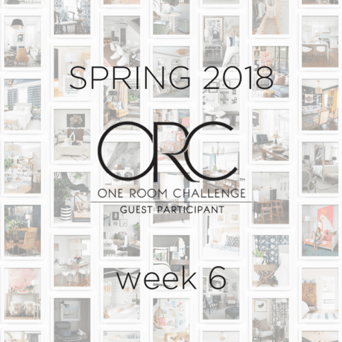 ORC Spring 2018 One Room Challenge