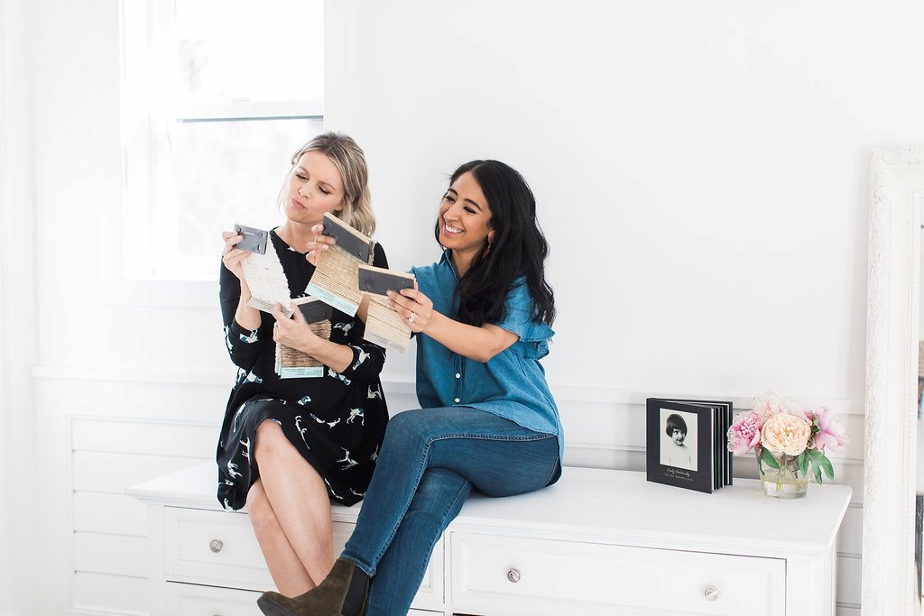Ali Fedotowsky and Veronica Valencia
