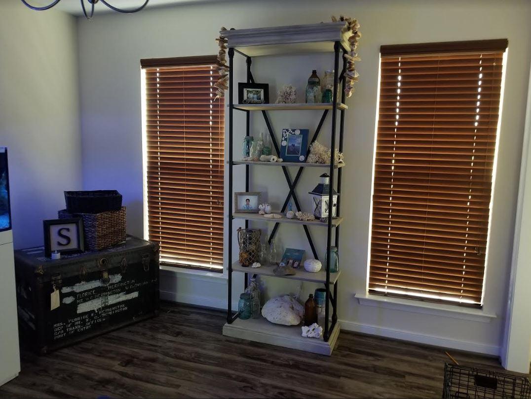 shop vinyl pleated darkening achim shade b com temporary window room furnishings home amazon usa blinds shades