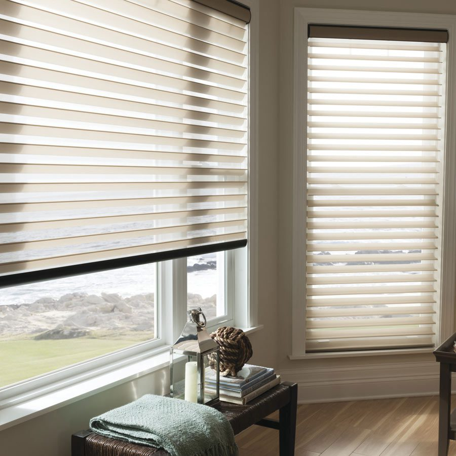 3 Inch Room Darkening Sheers in Cocoa Bean from SelectBlinds.com
