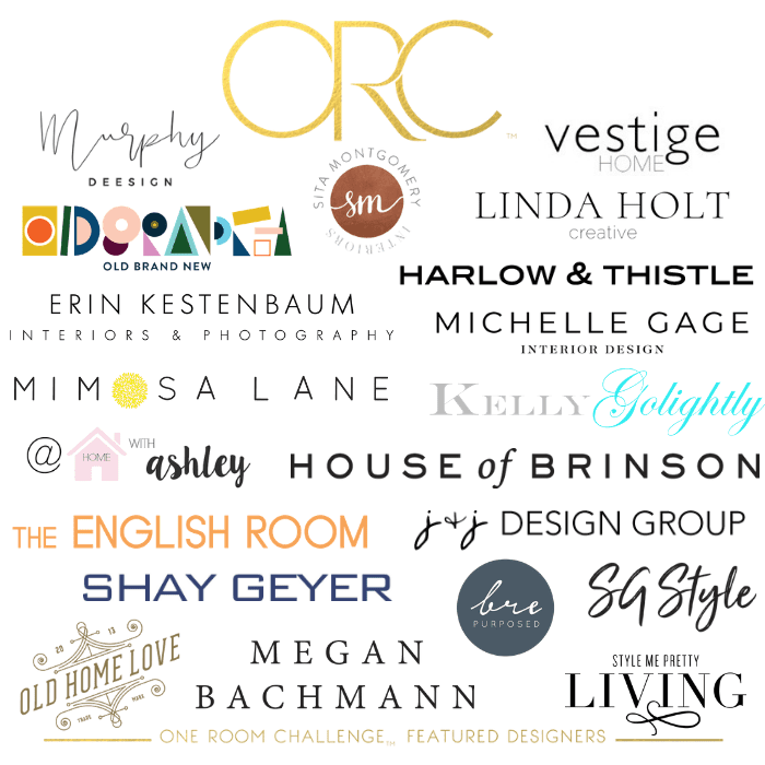 one room challenge fall 2018 featured designer logos