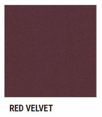 red velvet select blinds swatch