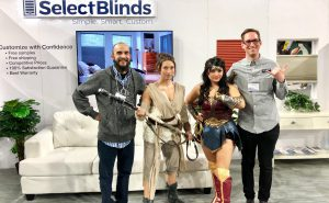 SelectBlinds.com at Frisco Home Show
