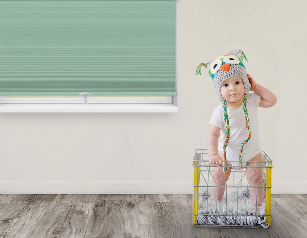 Let SelectBlinds.com help keep your baby safe!