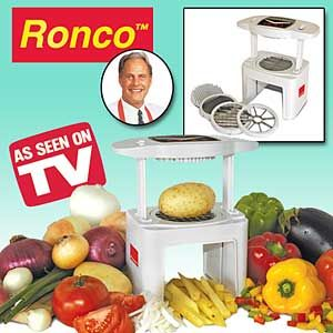As seen on TV - The classic Veg-O-Matic