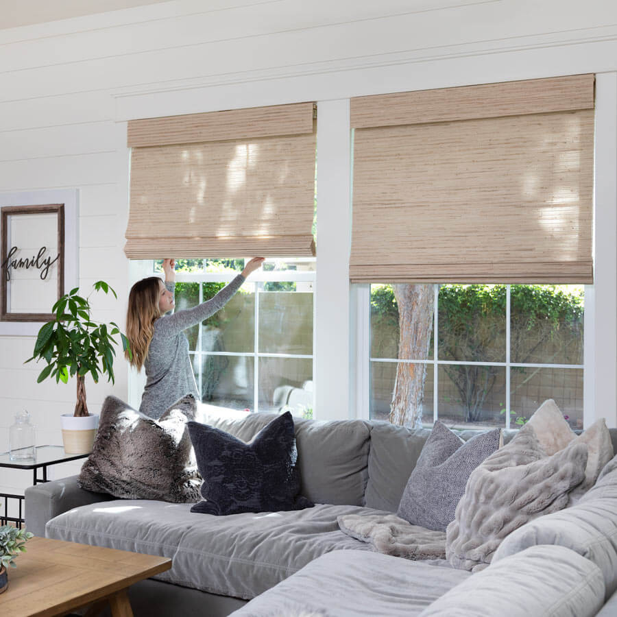 Happy Select Blinds Customer Styles Blinds