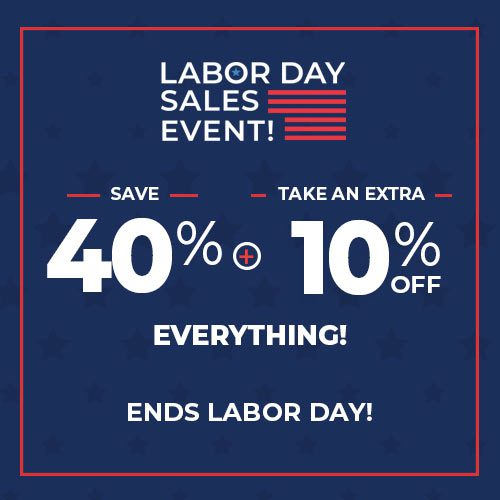 Labor Day Sales Event coupon
