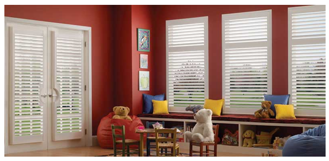 Buy Shutters From Select Blinds