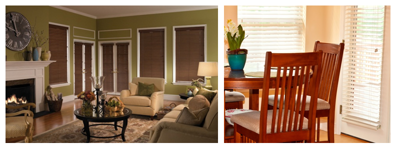 Buy Wood Blinds For Your French Doors