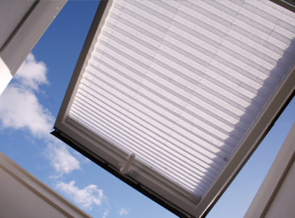 SelectBlinds.com is here to help you cover your skylights
