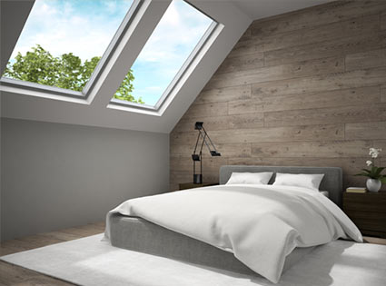 Enjoy the benefits of skylights year round!