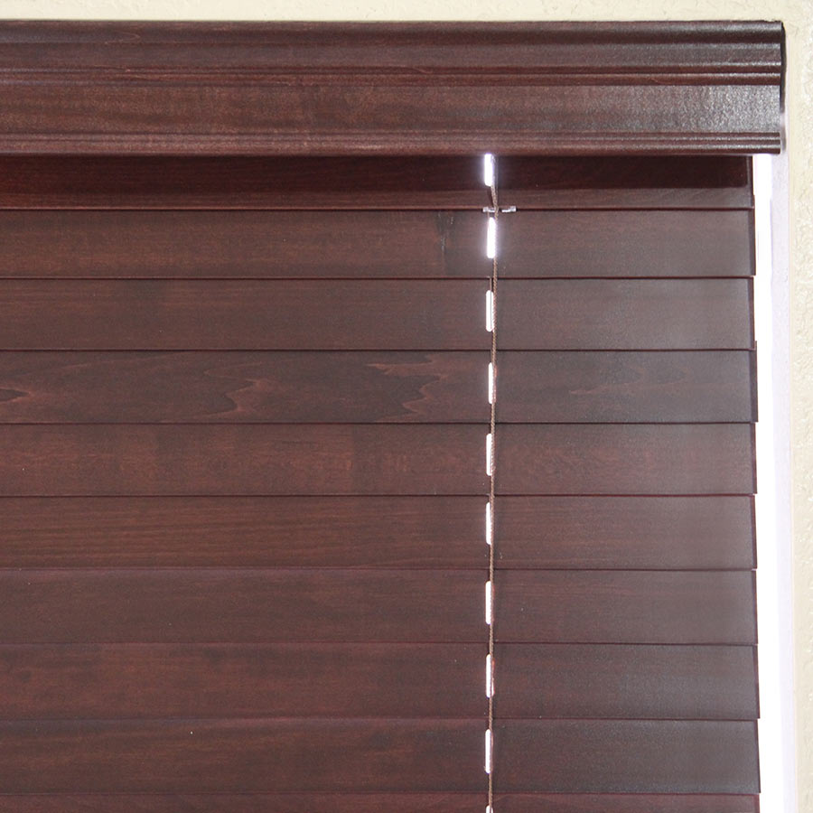 inch large wood wooden half blinds list picture product faux