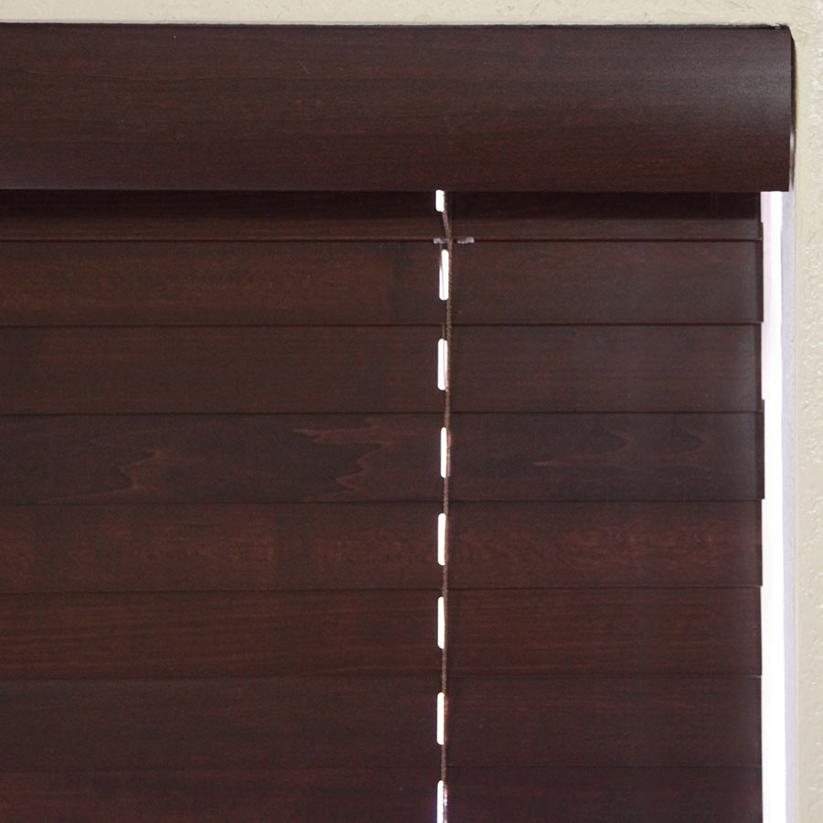 2 Quot Premier Wood Blinds From Selectblinds Com