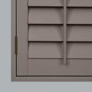Lifestyle Painted Shutter