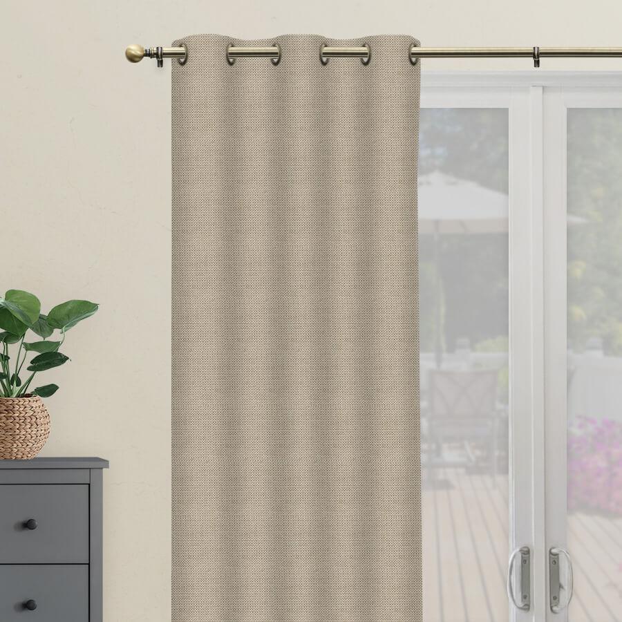 Modern Grommet Drapes/Curtains