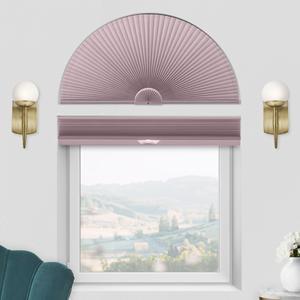 Luxe Modern Light Filtering Arch