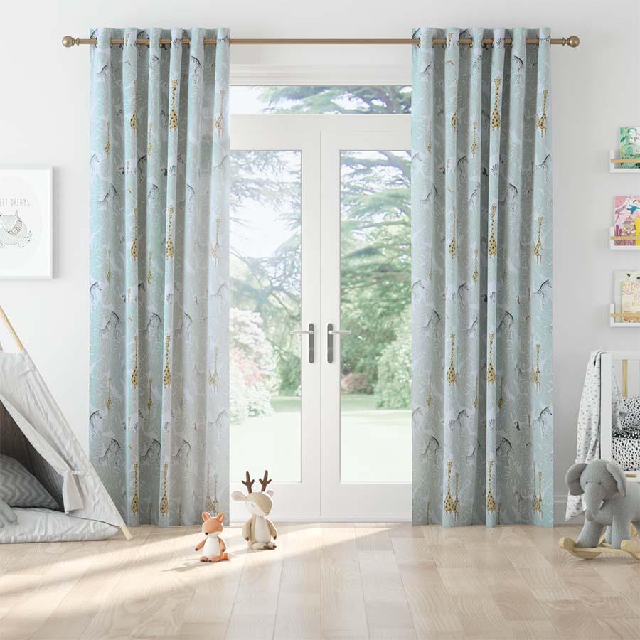 Little Adventurer Kids' Curtains