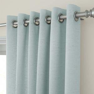 Delicate Sheen Curtains