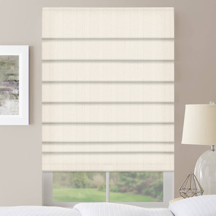 Signature Light Filtering Roman Shades