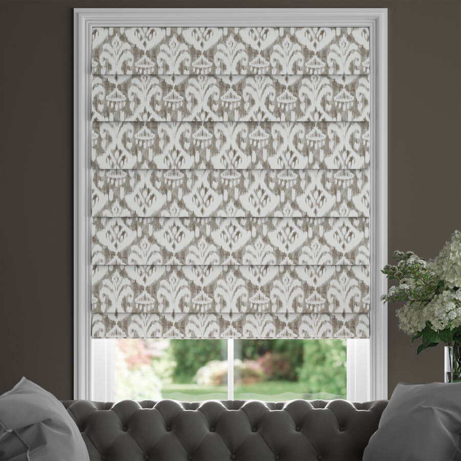 Select Preferred Roman Shades