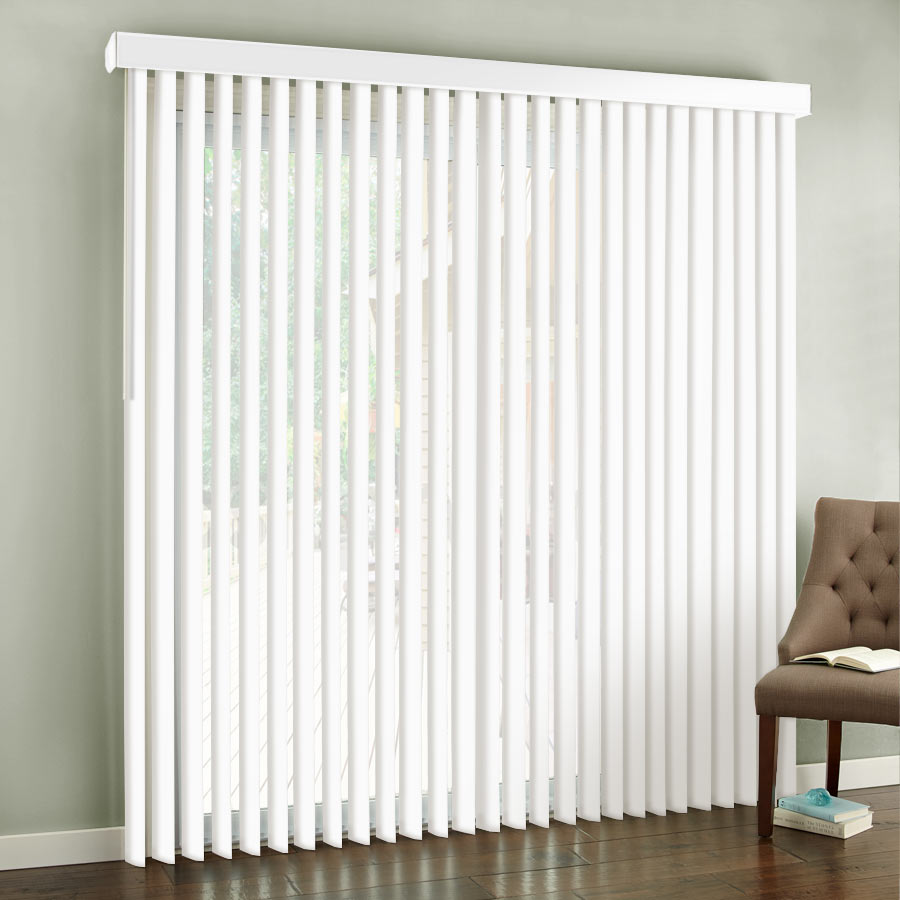 Classic Smooth Vertical Blinds