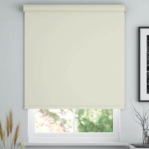 Classic Vinyl Blackout Roller Shades