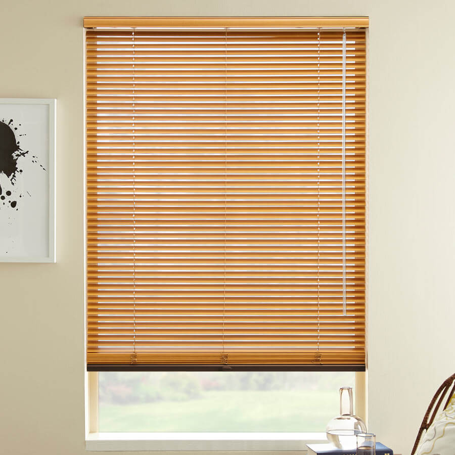 "1"" Select American Hardwood Blinds"