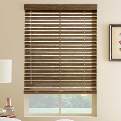 2 Quot Artisan American Distressed Wood Blinds From