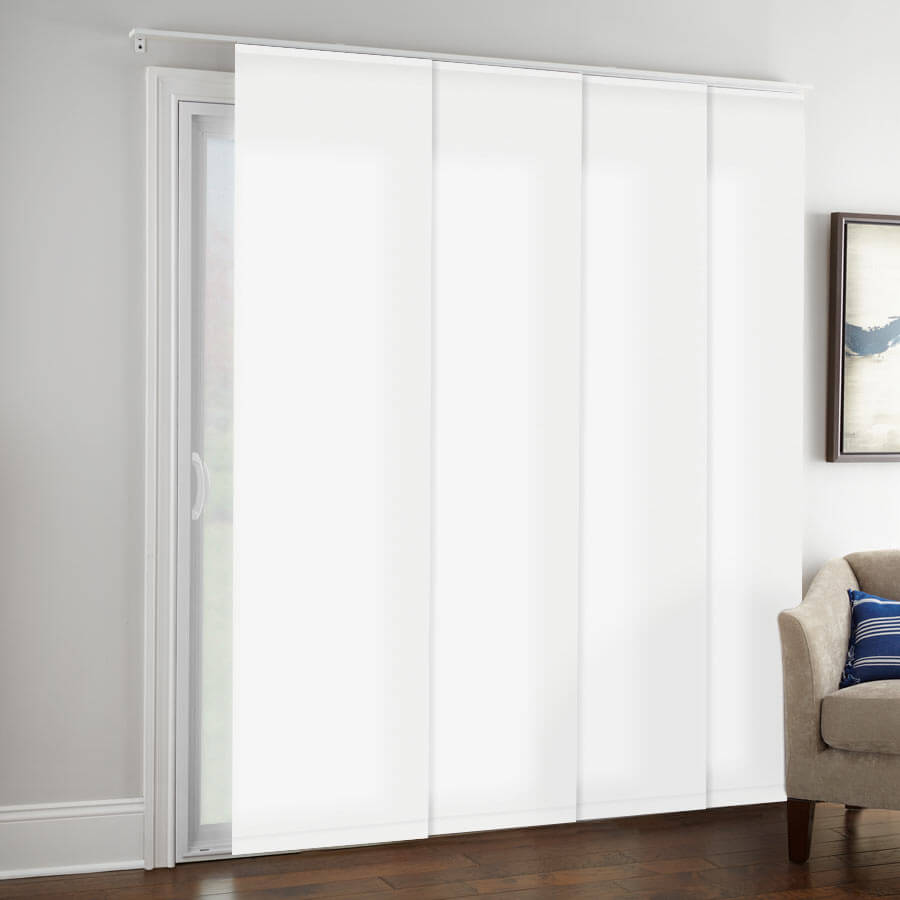 Designer Elements Light Filtering Panel Track