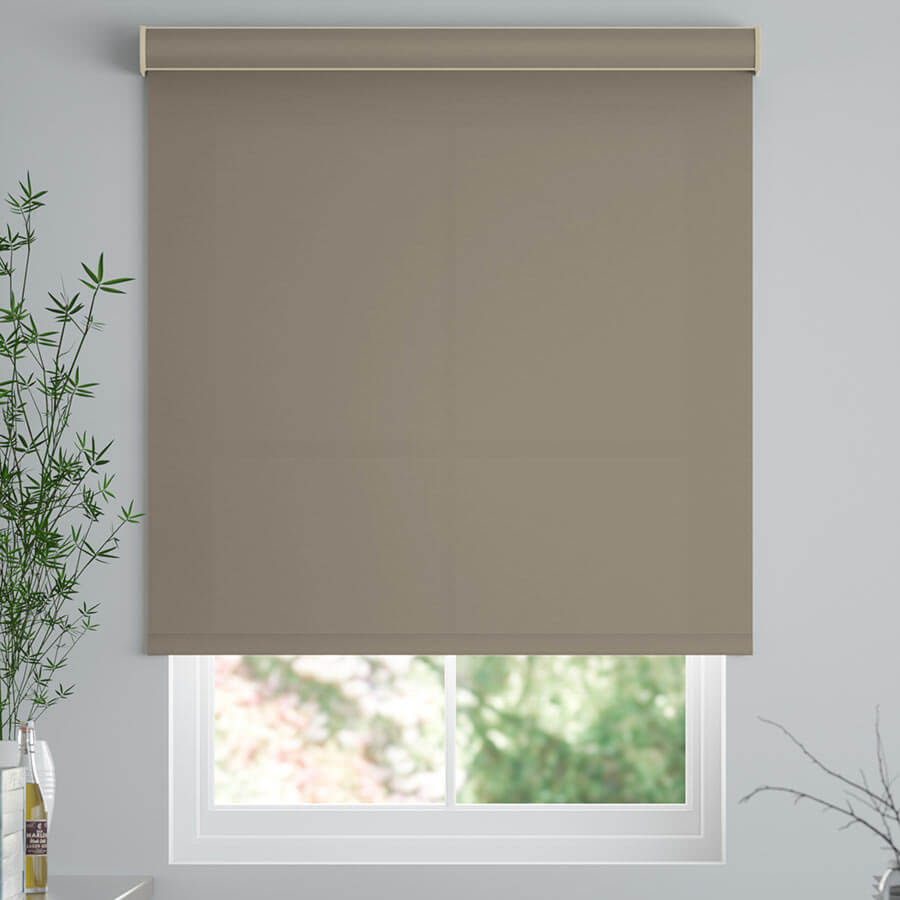 Classic Fabric Roller Shades