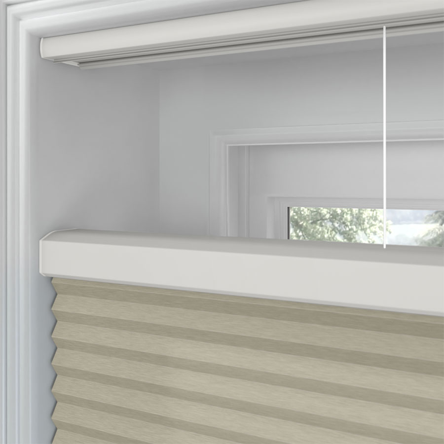 Top Down Bottom Up Blinds Grey